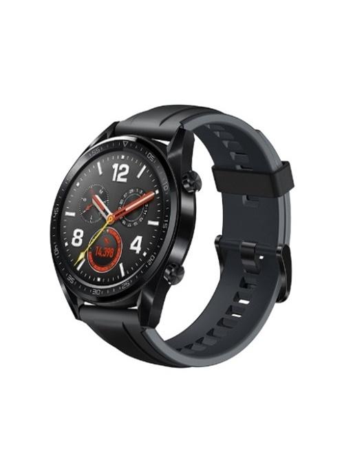 Standart Huawei Watch Gt Sport Akıllı Saat - Siyah